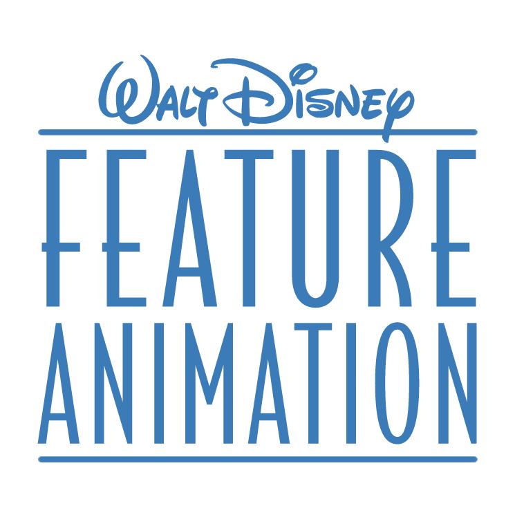 free vector Walt disney feature animation