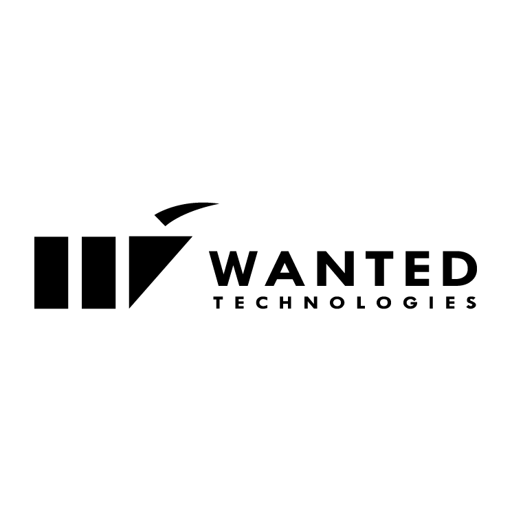 free vector Wanted technologies