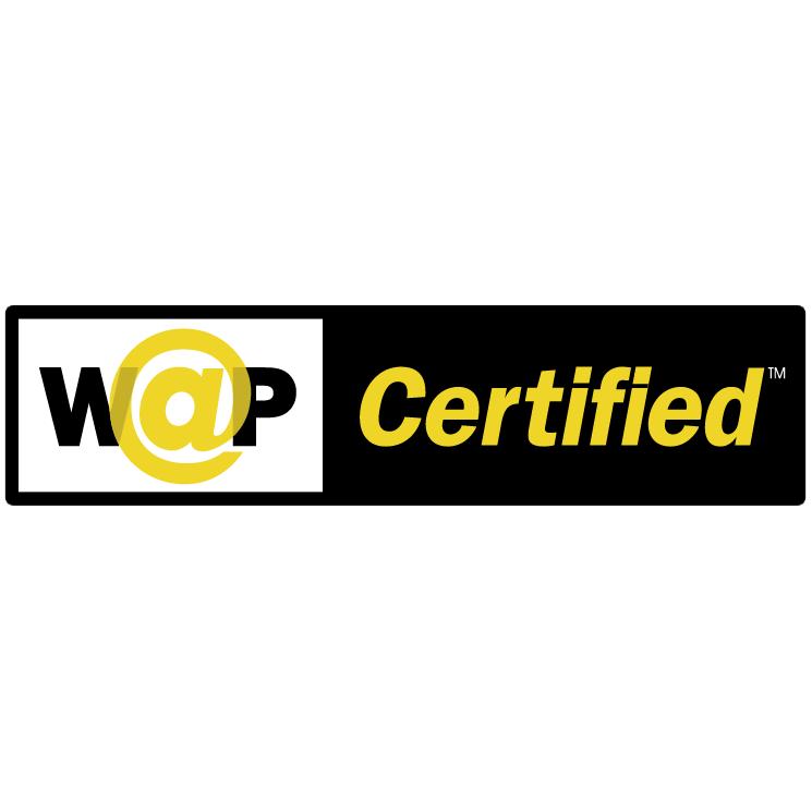 free vector Wap certified
