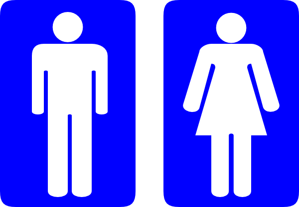 free vector Wariat Toilet Signs clip art