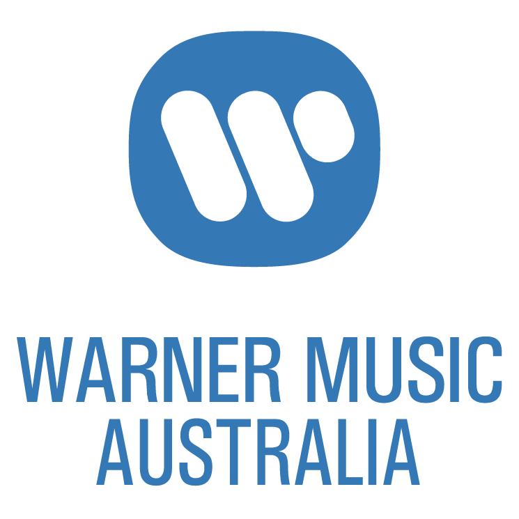 free vector Warner music australia