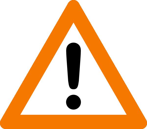 Resultado de imagen para warning
