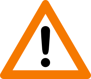 free vector Warning Yield Sign clip art