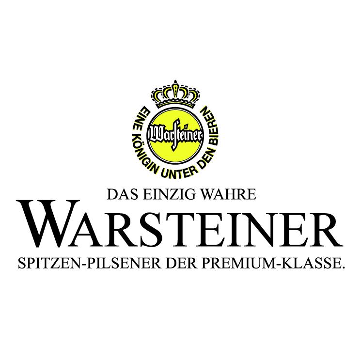 free vector Warsteiner 1