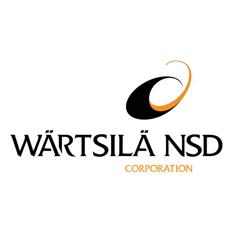 free vector Wartsila nsd corporation 0