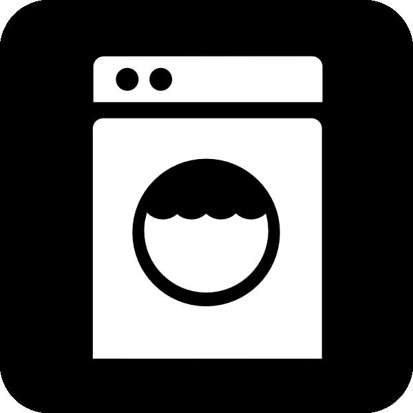 free vector Washing Laundry clip art