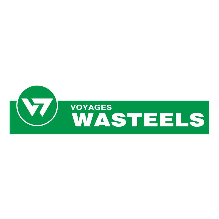 free vector Wasteels voyages