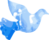 free vector Water Dove clip art