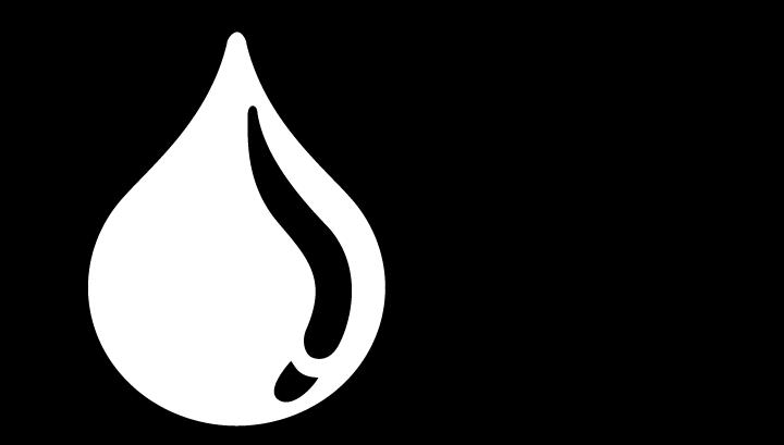 free vector Water smart home logo