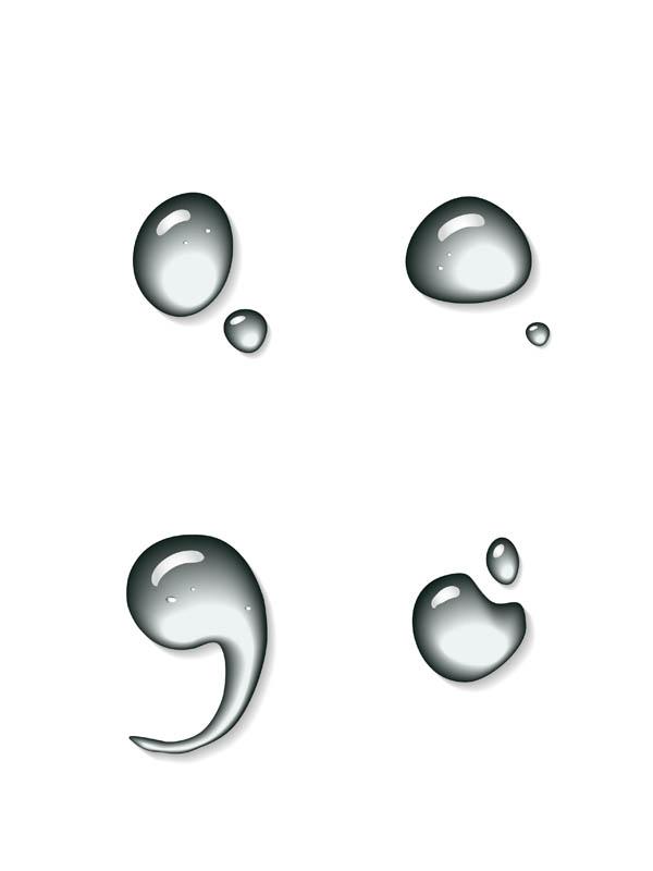 free vector Water symbol vector