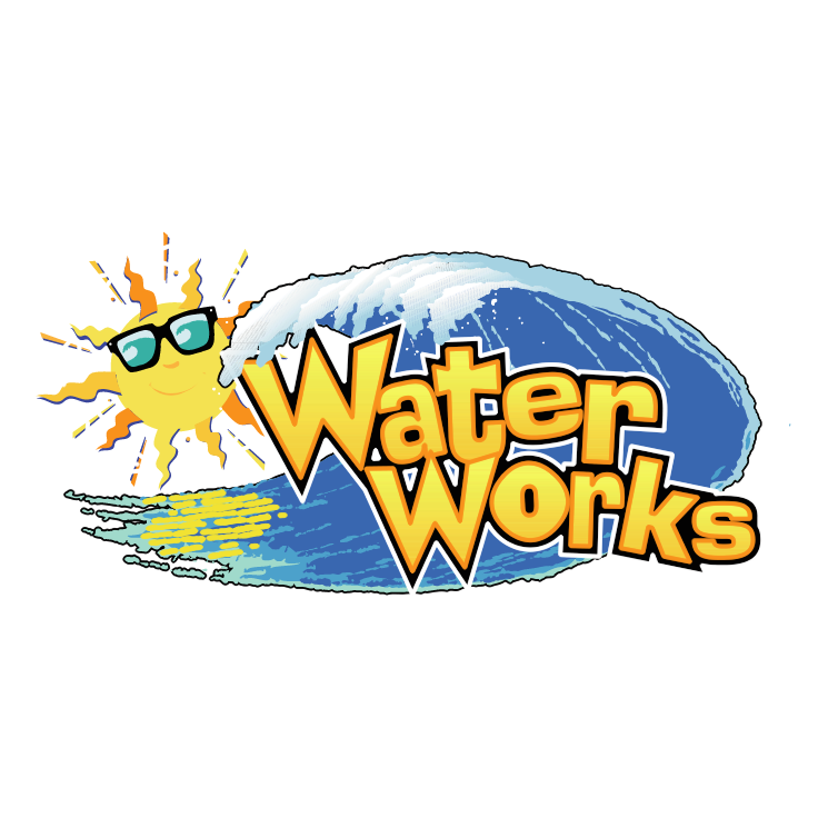 free vector Water works