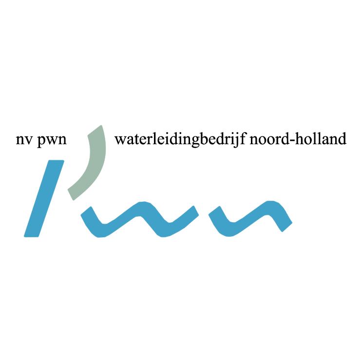 free vector Waterleidingbedrijf noord holland