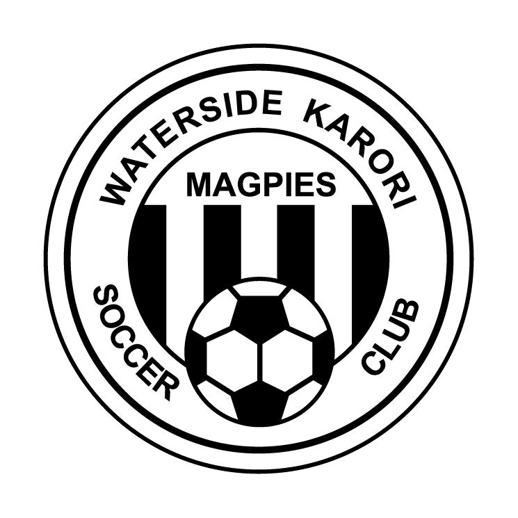 free vector Waterside karori soccer club