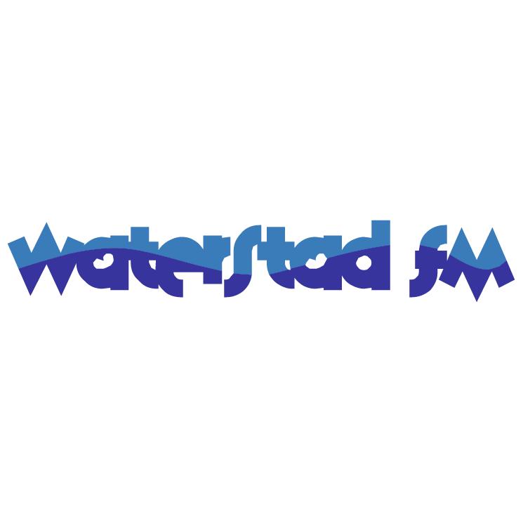 free vector Waterstad fm