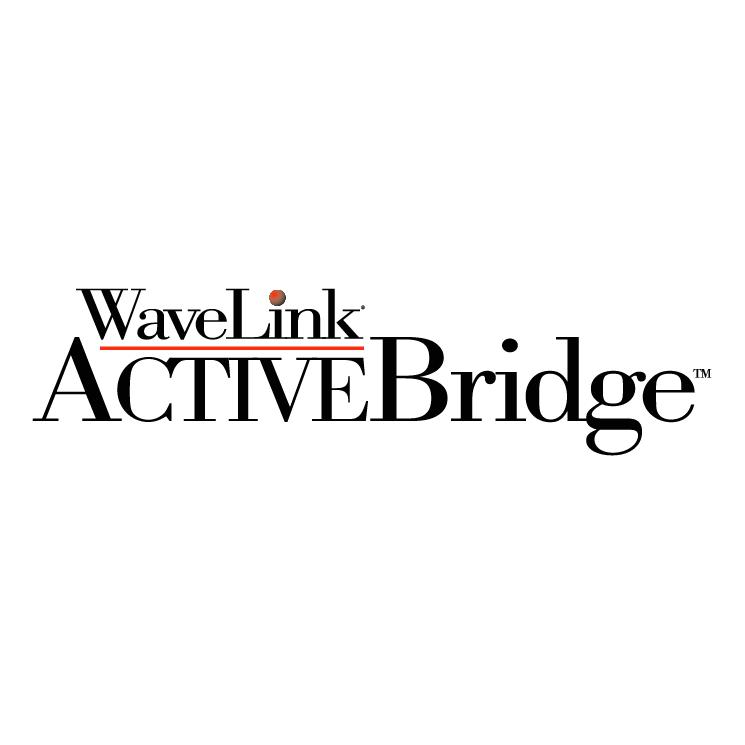 Wavelink activebridge (50743) Free EPS, SVG Download / 4 Vector