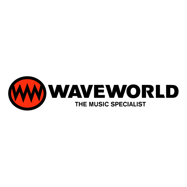 free vector Waveworld