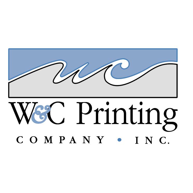 free vector Wc printing company