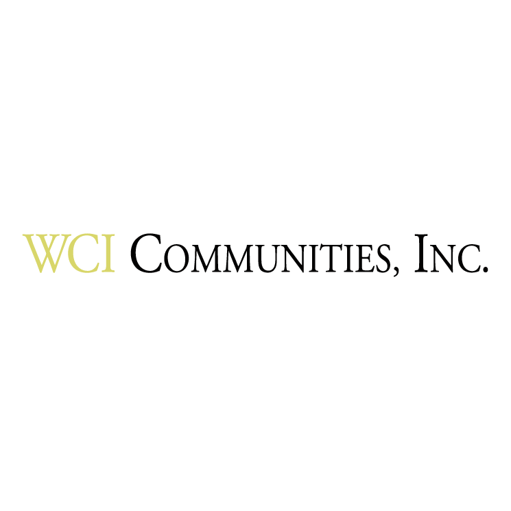 free vector Wci communities
