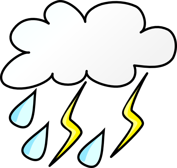 free vector Weather Cloud clip art