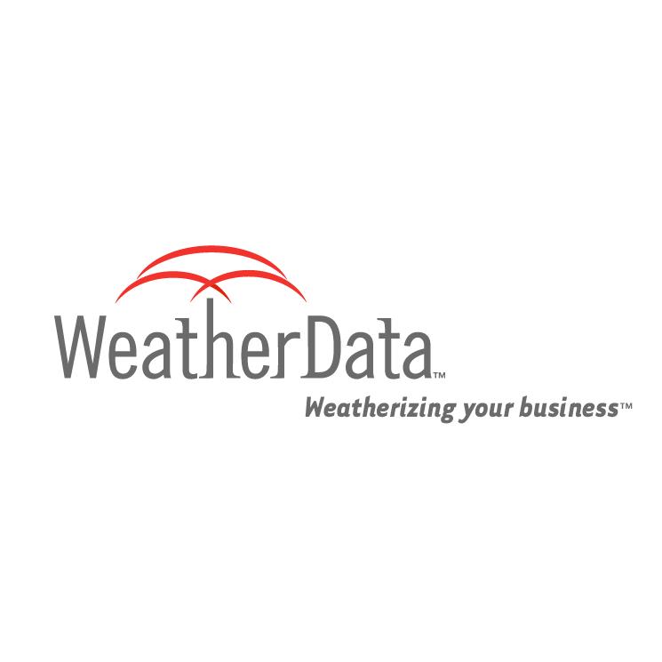 free vector Weatherdata