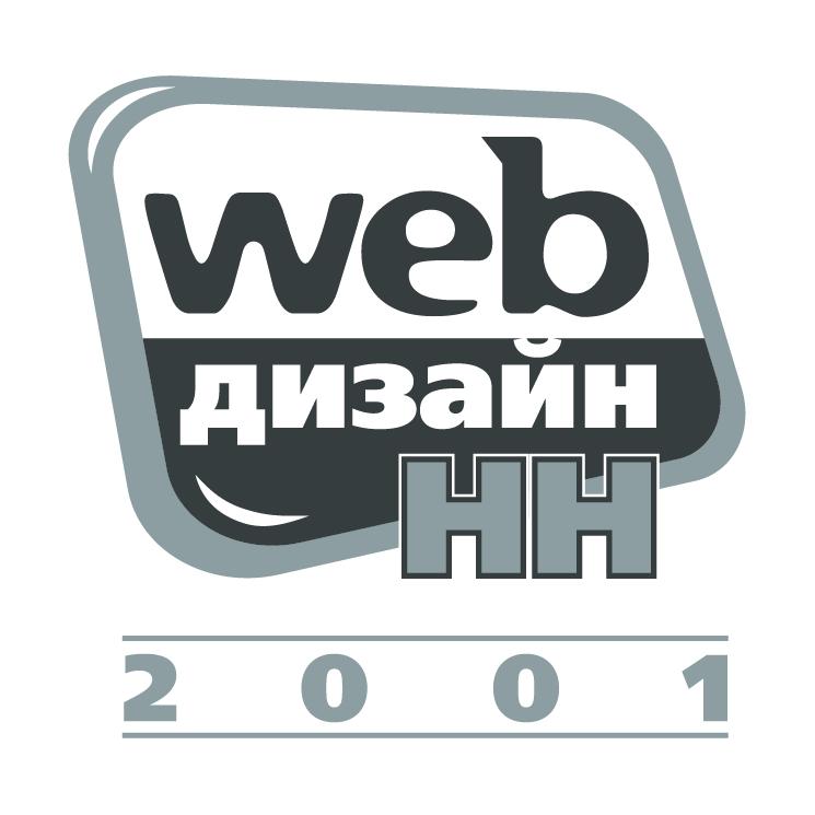 free vector Web design nn 2001