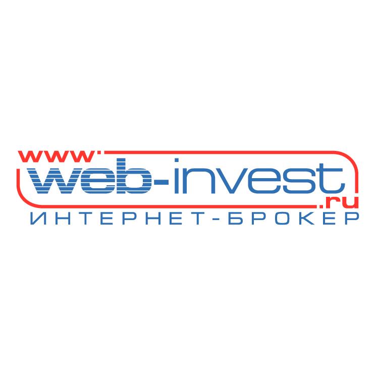 free vector Web investru