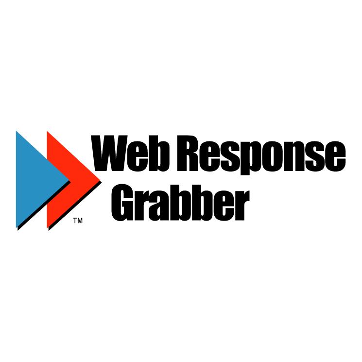 free vector Web response grabber