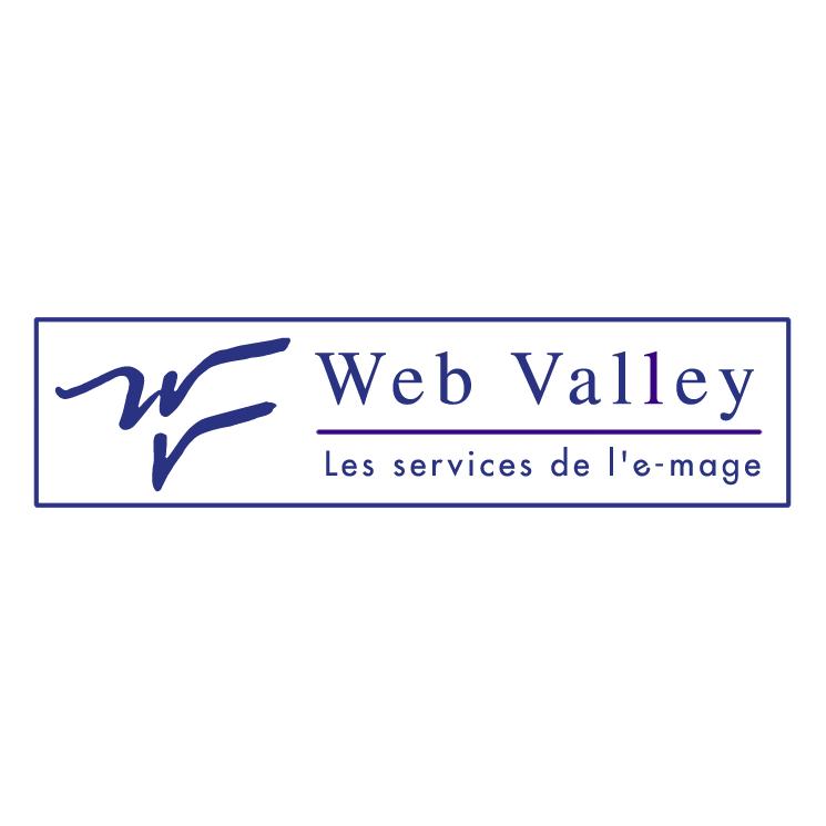 free vector Web valley