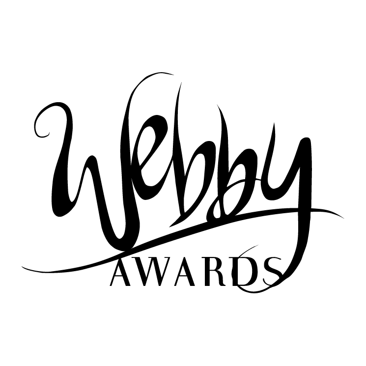 free vector Webby awards 0