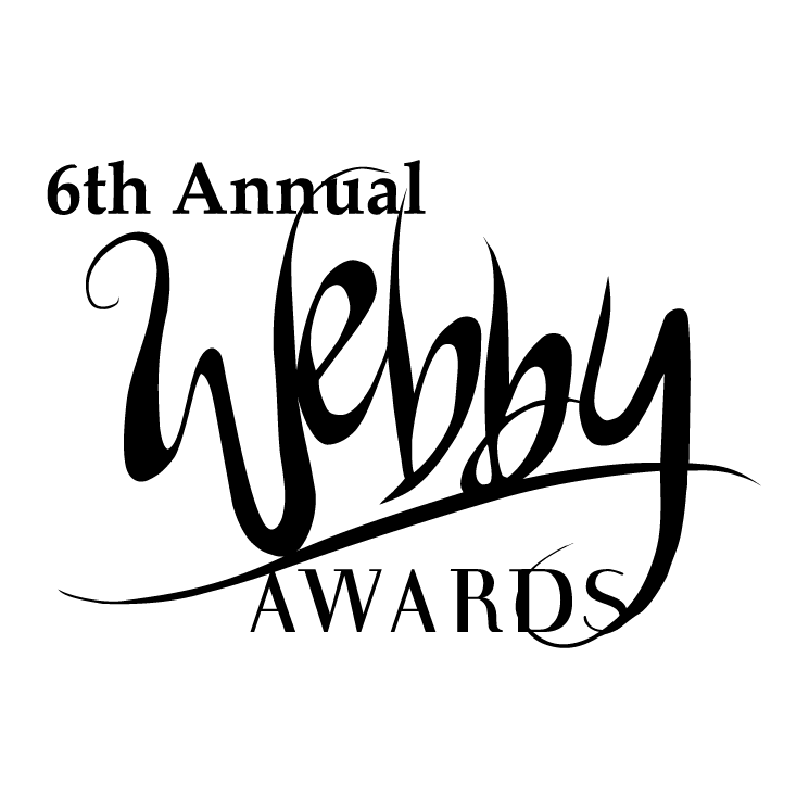 free vector Webby awards 1