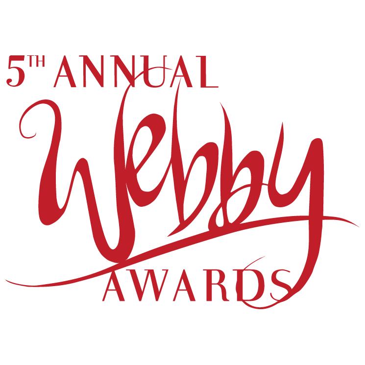 free vector Webby awards