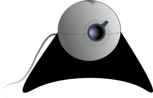 free vector Webcam clip art