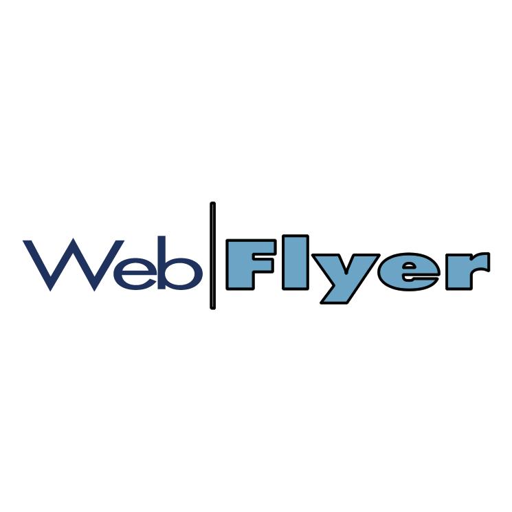 free vector Webflyer