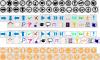 free vector Webicons clip art