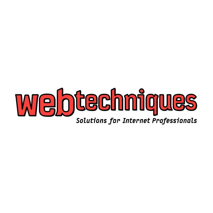 free vector Webtechniques