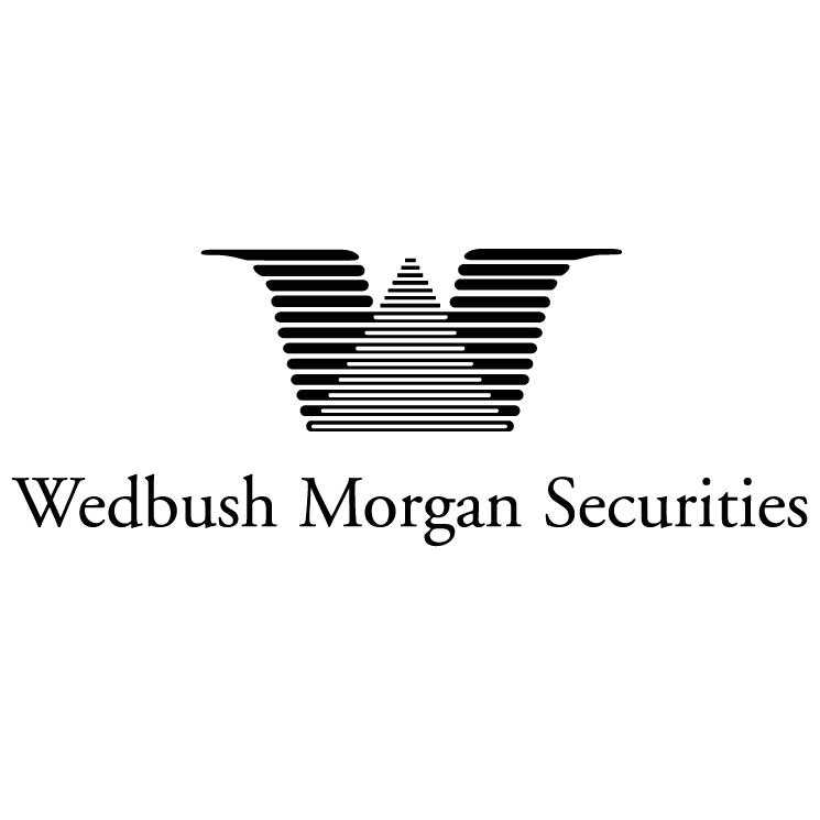free vector Wedbush morgan securities