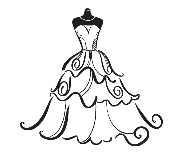 free vector Wedding clip art