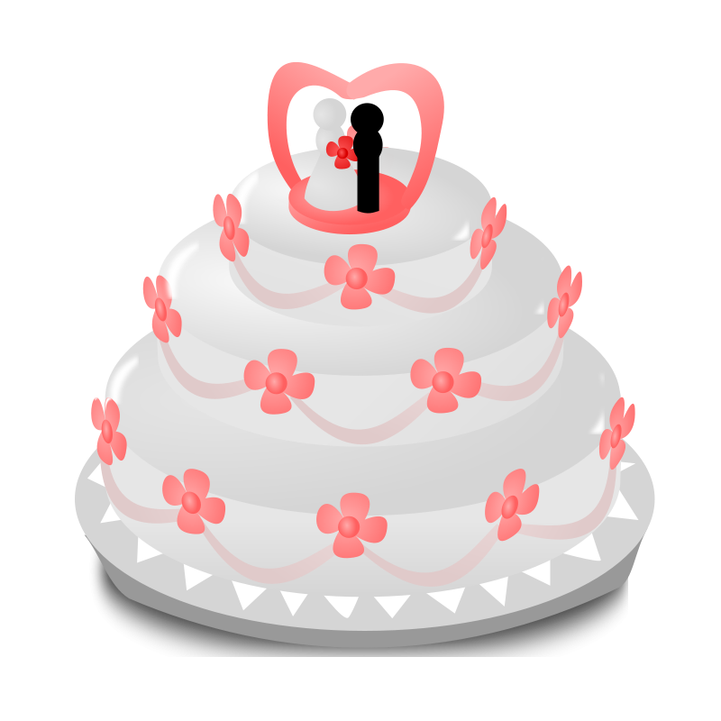 free vector Wedding Icon
