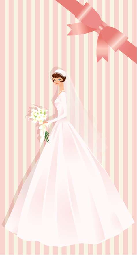 free vector Wedding Vector Graphic 19