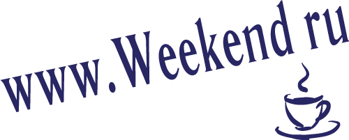 free vector Weekend web logo