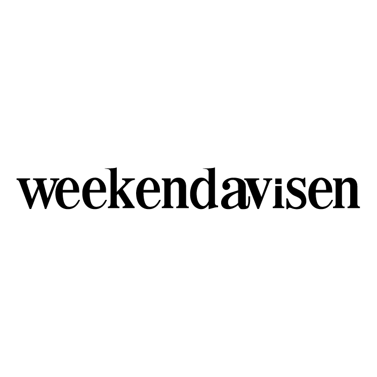 free vector Weekendavisen