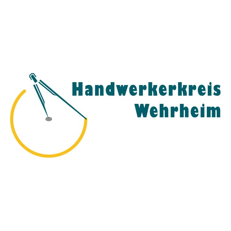 free vector Wehrheimer handwerkerkreis