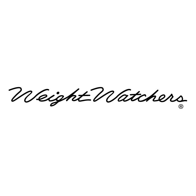 free vector Weight watchers 0