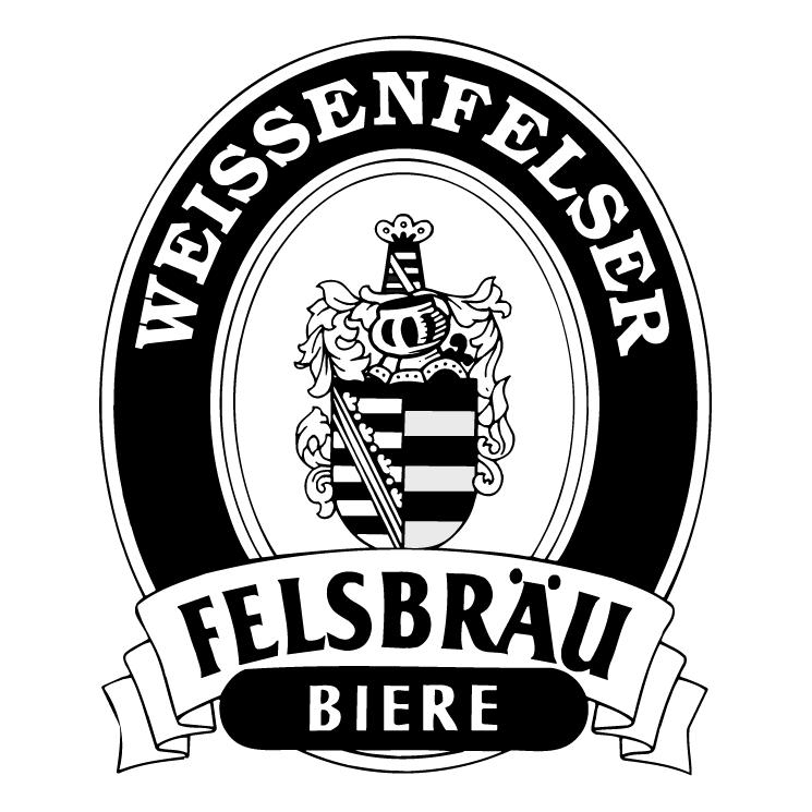 free vector Weissenfelser felsbraeu