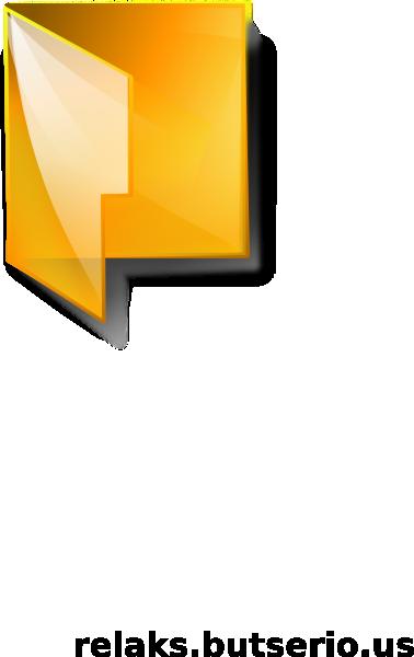 free clipart folder icon - photo #38