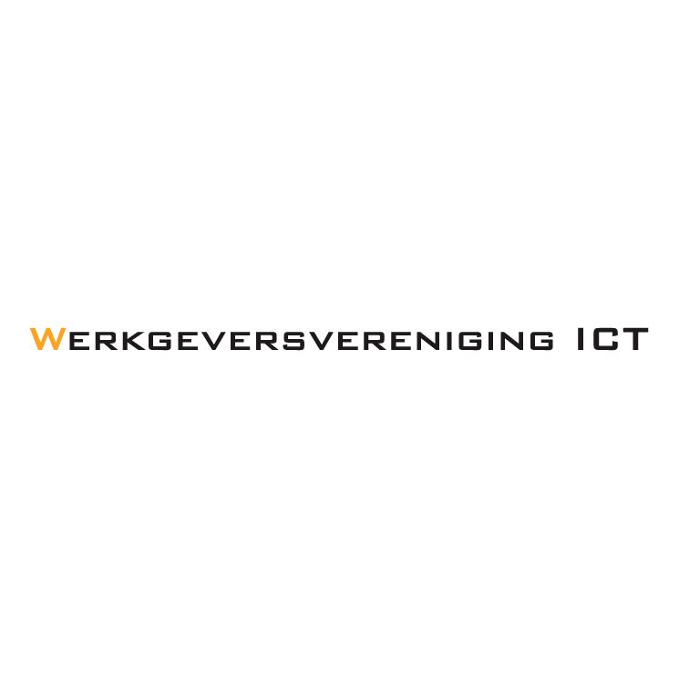 free vector Werkgeversvereniging ict