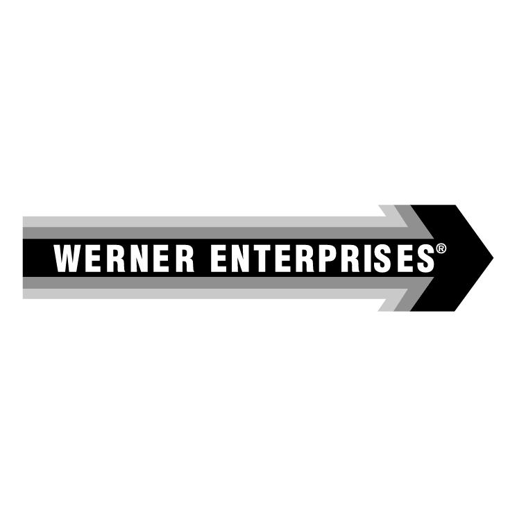 free vector Werner enterprises 0