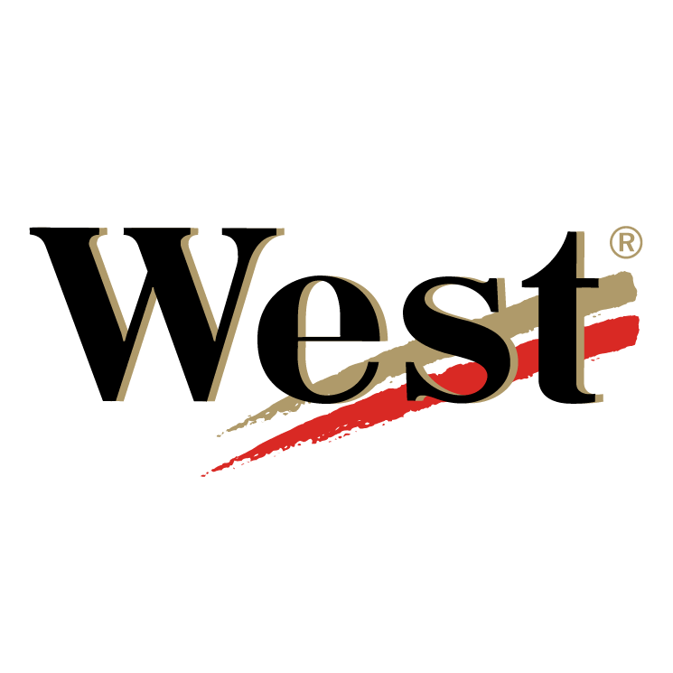 free vector West 1