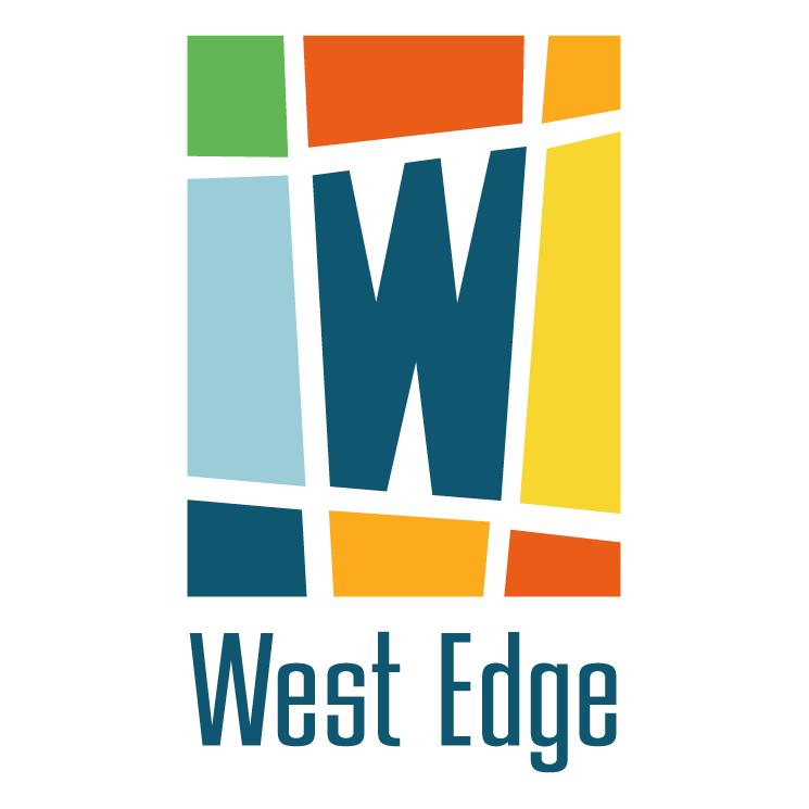 free vector West edge