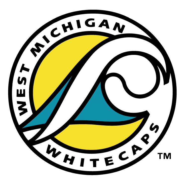 free vector West michigan whitecaps 0